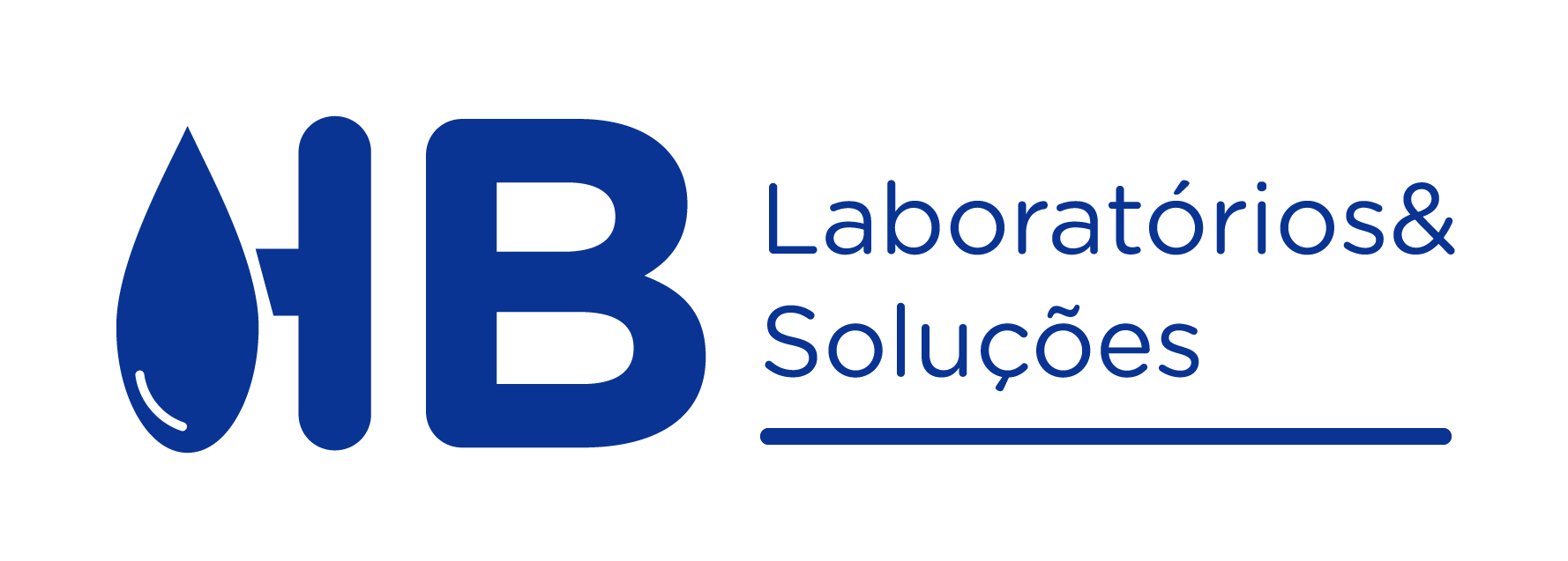 Página Inicial HB Laboratórios e Soluções